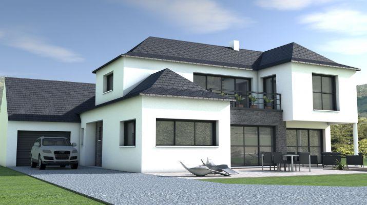 Maison à étage 174m²