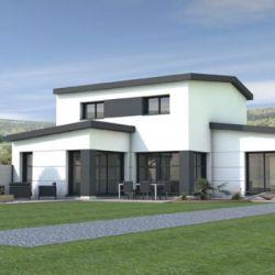 Maison à étage 120m²