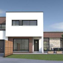 Maison à étage 123m²