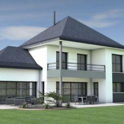 Maison à étage 184m²